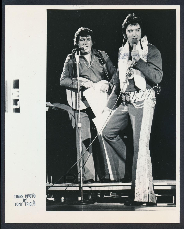 Lot # 1417: 1970's Elvis Presley,