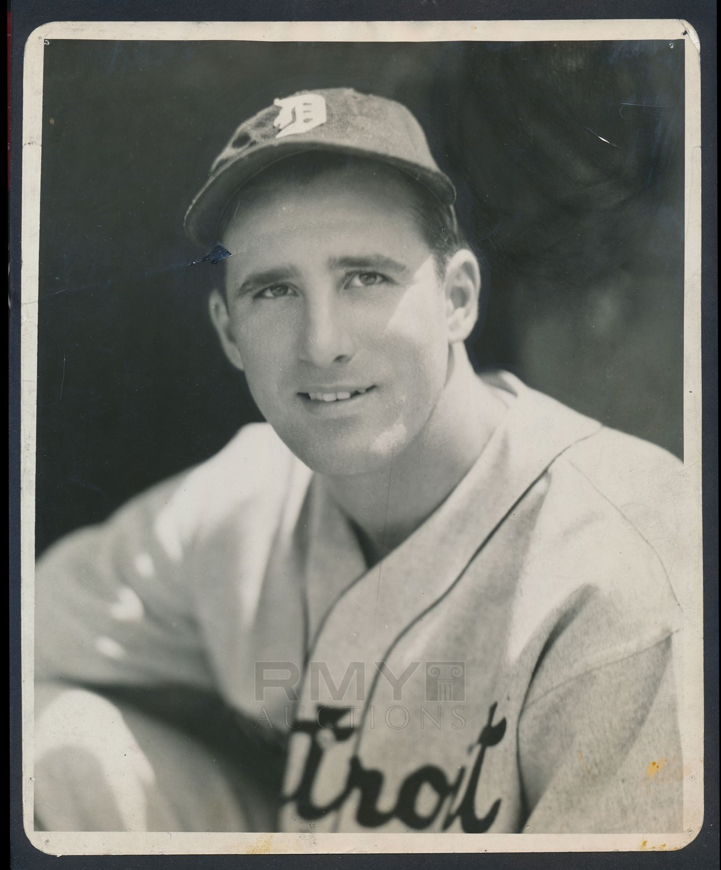 1930s Hank Greenberg His 1939 Playball Baseball Card Image